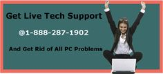 Get one stop solution of all PC Problems through Live Tech Support by expert technicians at: www.mytechbay.com