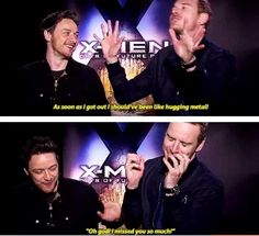 Why I love Michael Fassbender