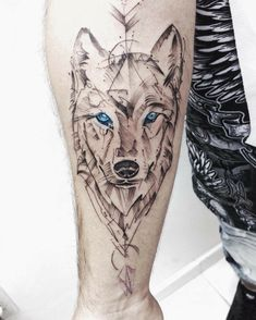 Wolf Girl Tattoos, Eagle Tattoos, Arm Tattoos For Guys, Leg Tattoos, Body Art Tattoos, Nature Tattoo Sleeve, Wolf Tattoo Sleeve, Tribal Sleeve Tattoos, Feather Tattoos