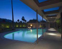 Frank Sinatra House - Palm Springs, CA