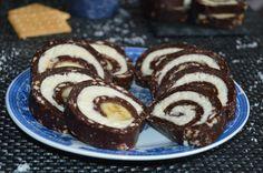 Miremirc - Rulada de salam de biscuiti cu cocos