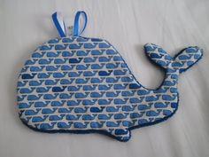 Doudou tout doux baleine bleue : Jeux, peluches, doudous par feliz