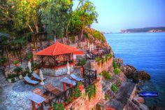 Beautiful Pylos Greece