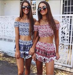 Wish I had the body for these outfits