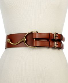 I JUST BOUGHT THIS! Lauren by Ralph Lauren Belt 93867431228b