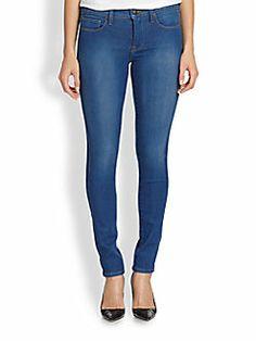 094ec2b951e Genetic Denim - Shya Skinny Jeans Saks Fifth Avenue, Distressed Jeans,  Boyfriend Jeans,
