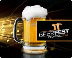 4-denní permanentka na Beerfest Olomouc + půllitrový krígl s logem Beerfestu + 0,5l pivo se slevou 54 %!