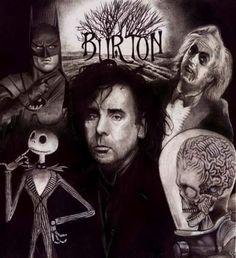 Tim Burton #TimBurton