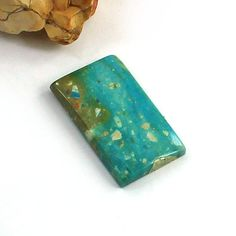 Cushion Shape Green 23 x 18 mm Rare Green Opaline Gemstone - Unique Gemstone Healing Gemstone - Birthstone Love Gift