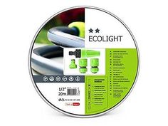 #Cellfast 20 m ecolight #garden hose set with #1/2-inch 4 nozzles,  View more on the LINK: http://www.zeppy.io/product/gb/2/152201019701/