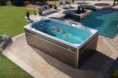 15 Swim Tether Ideas Tether Swimming Swim Spa