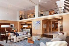 Luxurious New York Penthouse On Tribeca's Duane Street