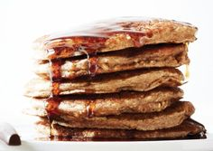 These winning pancakes are a vegan version of the favorite restaurant pancakes.