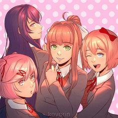 Doki Doki Literature Club: Trending Images Gallery | Know Your Meme