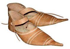 Amazing Medieval Shoes by Katarina and Juraj Matejik