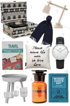 Primer & lacquer:CHRISTMAS GIFT GUIDE // FOR THE BOYS - Primer & lacquer