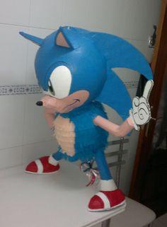 Pi/ñata Sonic grande
