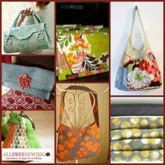 """Leave a comment on the site telling us which of these 33 purse patterns you'd make and we'll pick a winner who will receive a copy of """"Bags of Inspiration"""" from the Taunton Press!  Note: contest is open to US/Canadian residents ages 18+. We will pick a winner tomorrow morning at 10 a.m. CTS."""