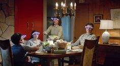 Google Glass Parody Shows Family Lost in Wearable Computing #FirstBank #finance #googleglass