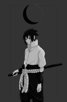 Sasuke from Naruto Naruto Vs Sasuke, Sasuke Uchiha Shippuden, Anime Naruto, Naruto And Sasuke Wallpaper, Naruto Sasuke Sakura, Wallpaper Naruto Shippuden, Naruto Art, Sasuke Sarutobi, Kakashi Anbu