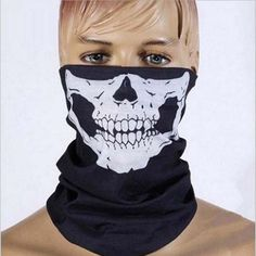 Type: Party Masks,Other Age Group: Adults Occasion: Halloween Cover Area: Lower Half Face Model Number: 1664984 Mask Material: Other Scarf Length: Below 60CM Group: Unisex Style: Active Season: Spring