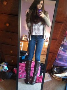 My fall outfit <3