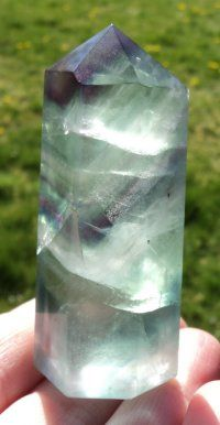 Healing Crystal Wands for Massage & Meditation.