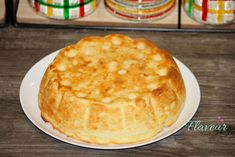 BUDINCA DE GRIS CU RICOTTA - Flaveur Healthy Meals For Kids, Healthy Recipes, Ricotta, Deserts, Food And Drink, Pie, Cheese, Babies, Sweets