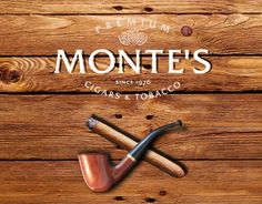 """Check out this @Behance project: """"Monte's"""" https://www.behance.net/gallery/12132289/Montes"""