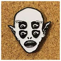 LIFEFORM ghoul enamel pin (@lifeform.co) · tittybats · Online Store Powered by…