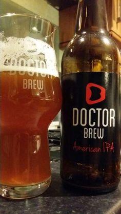 Doctor Brew American IPA #craftbeer