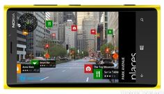 """What else does the Nokia Lumia 920 do better than the iPhone 5 and the Samsung Galaxy SIII? Well, Nokia thinks that you should add """"maps"""" to that list. Futuristic Technology, Cool Technology, Windows Phone, Smart Bar, Nokia Lumia 920, Show Map, Wordpress, Ui Inspiration, School Architecture"""