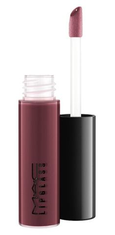Crushing on this gorgeous shade of lipglass for winter. It's the perfect product for creating shine that lasts while conditioning the lips.