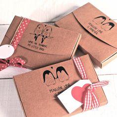 boîte imprimée, mariage, http://selfpackaging.fr/2247pingus-boite-imprimee-pingouins-2756.html