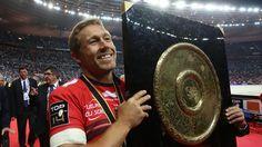 Finale Top Toulon-Castres - Wilkinson l'a rêvé, il a eu son final en apothéose ! H Cup, Rugby Top 14, Rugby Championship, Of My Life, Finals, Passion, Baseball Cards, Sports, Toulon