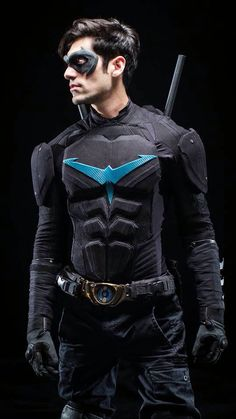 Nightwing the series by Ismahawk