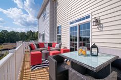A perfect place to relax with friends #ModelHome