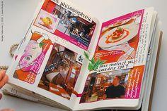 Paris Road Journal by Natalie Ratkovski (15 pics) - My Modern Met