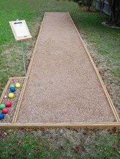 My Sicilian maternal grandfather, Peter Lima lived in Toronto, Ontario, Canada and he'd play bocce with my Calabrian paternal family at our family's summer camp in Northern Ontario, Canada when he visited us. Wonderful memories! www.marianneperry.ca