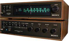 Sony TA-70 and SA-70