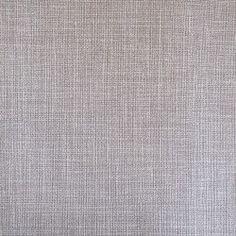 Diseño en colores lisos gris en este papel pintado de la colección Opium de Parati.