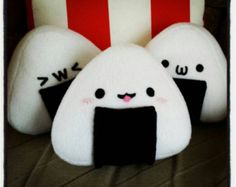 sushi pillow on Etsy, a global handmade and vintage marketplace.