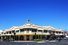 Imperial Hotel, Moree, NSW.