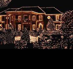 -outdoor christmas light display Find out about Santa at:  http://www.taolf.com/santa-news-and-information.html