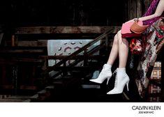 Calvin Klein 205W39NYC Spring 2018 Ad Campaign | Tom + Lorenzo