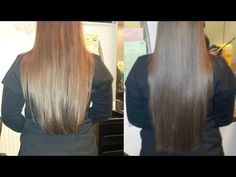 ▶ GROW 2-4 INCHES OF YOUR HAIR IN A WEEK! - inversion method