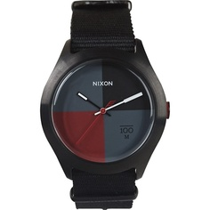 Nixon The Quad Watch ($125) ❤ liked on Polyvore