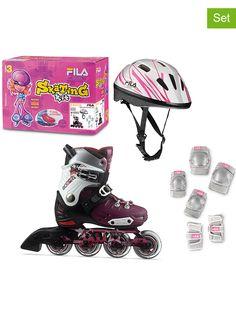 bb8820d32ef32  Limango  FILA  Schuhe  Sportschuhe  FILA  SKATES  3tlg  Set    Inlineskates   Helm  Protektoren  NRK  GirlSchwarz  35Prozent  Rabatt   Größe  2831  Kinder ...