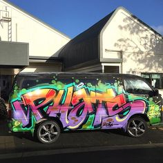 In Whangarei. #PHATS #Tmd #ironlak                                                                                                                                                                                 More