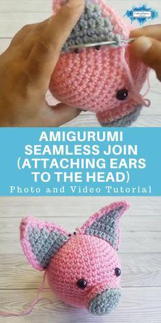 Cute Crochet, Crochet For Kids, Crochet Crafts, Crochet Baby, Crochet Projects, Easter Crochet Patterns, Crochet Patterns Amigurumi, Crochet Dolls, Crochet Lovey Free Pattern